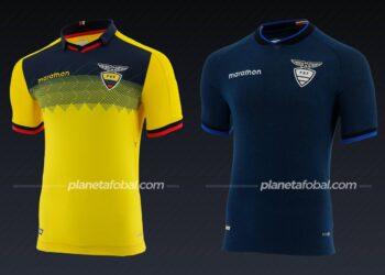 Ecuador (Marathon) | Camisetas de la Copa América 2019