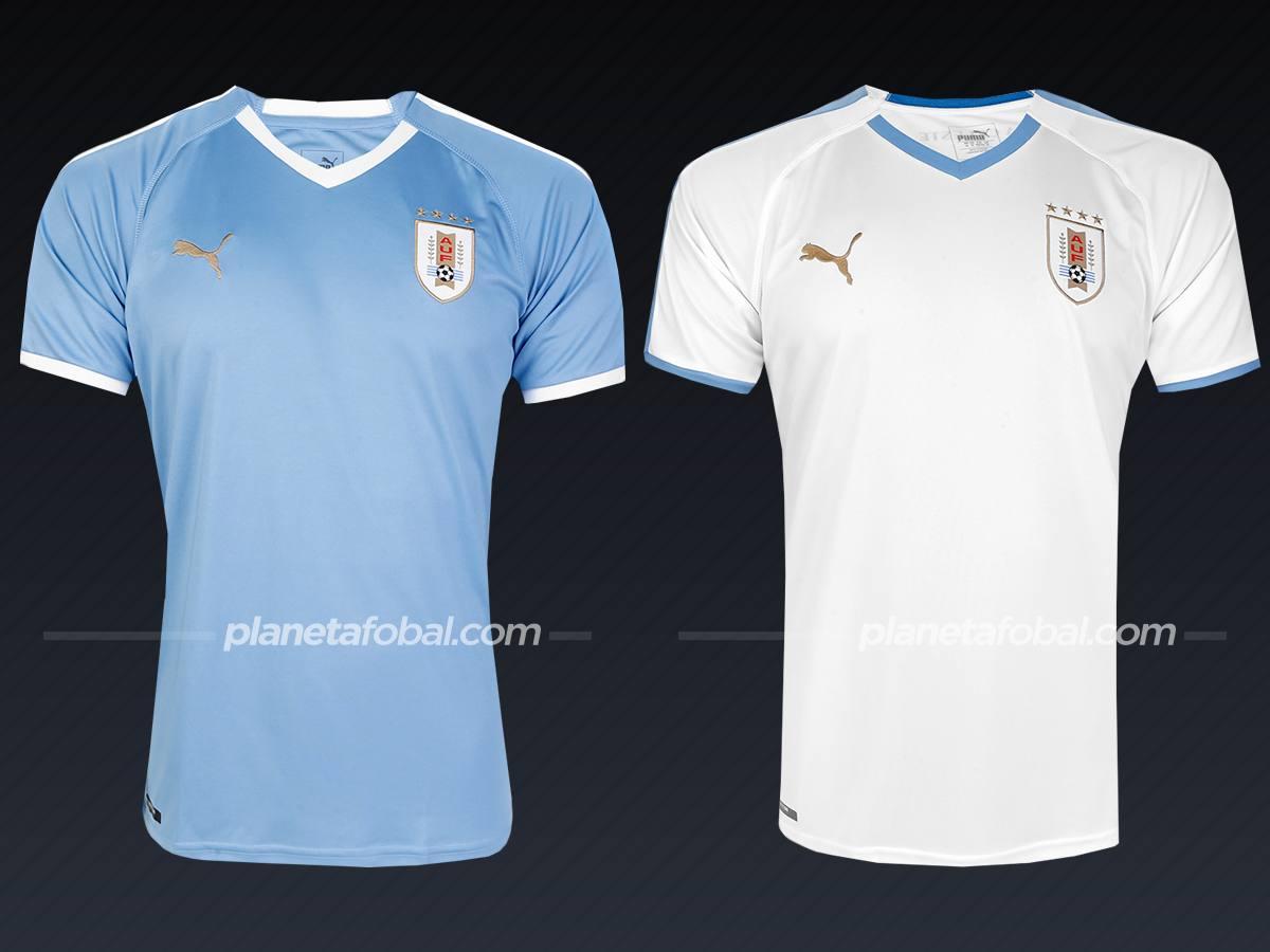 Uruguay (Puma) | Camisetas de la Copa América 2019