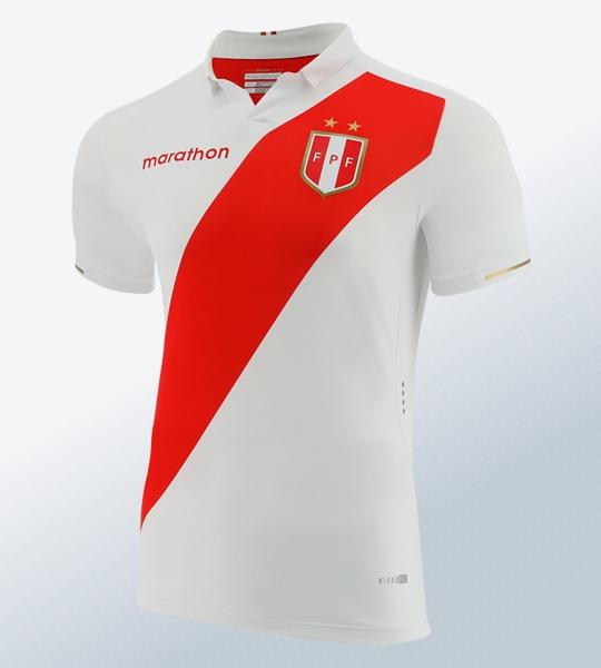 Camiseta Marathon de Perú Copa América 2019 | Imagen Marathon