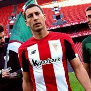 Camisetas New Balance del Athletic Bilbao 2019/2020 | Imagen Twitter Oficial