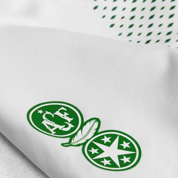 Camisetas Umbro del Chapecoense 2019/20 | Imagen Twitter Oficial