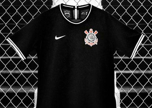 Camiseta suplente Nike del Corinthians 2019/2020 | Imagen Web Oficial