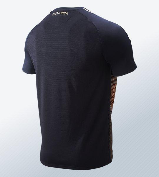 Camiseta de Costa Rica Copa Oro 2019 | Imagen New Balance
