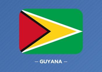 Guyana | Camisetas de la Gold Cup 2019
