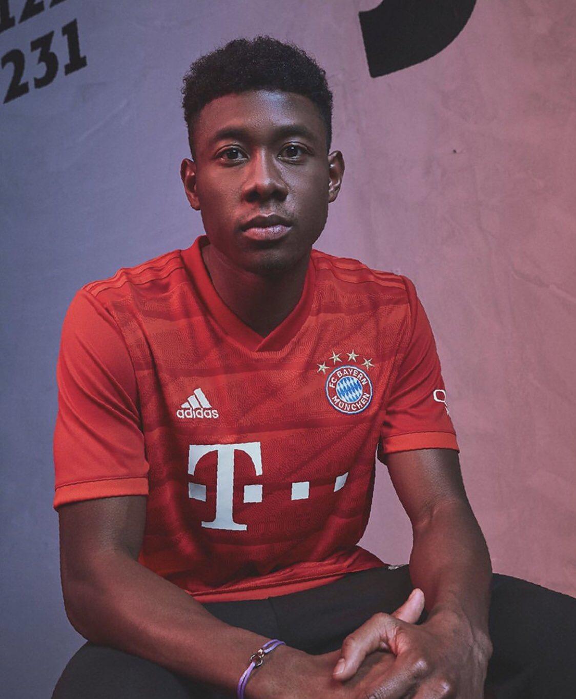 El Bayern Munich presenta su camiseta para la 2017-2018 ...