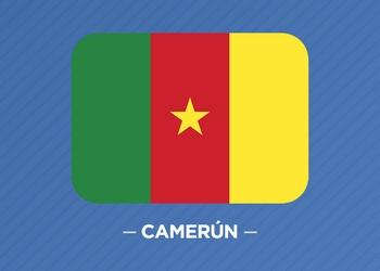 Camerún (le coq sportif) | Camisetas del Mundial Femenino 2019