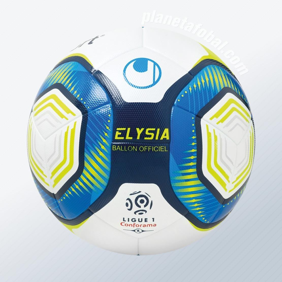 Balón oficial Uhlsport «Elysia» Ligue 1 2019/2020