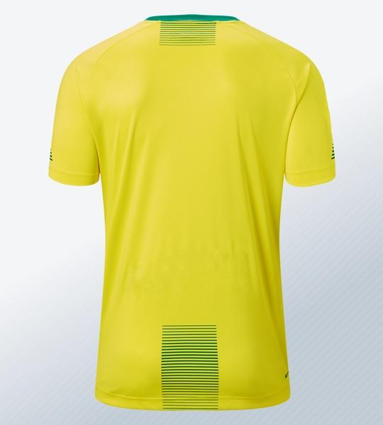 Camiseta titular New Balance del FC Nantes 2019/20 | Imagen Web Oficial