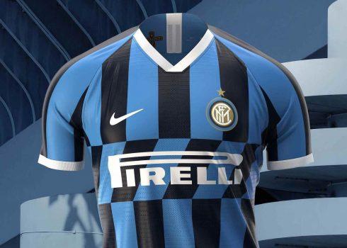 Camiseta titular del Inter de Milan 2019/2020 | Imagen Nike