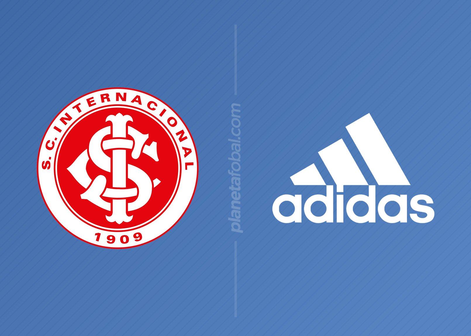 Adidas anuncia contrato con el SC Internacional