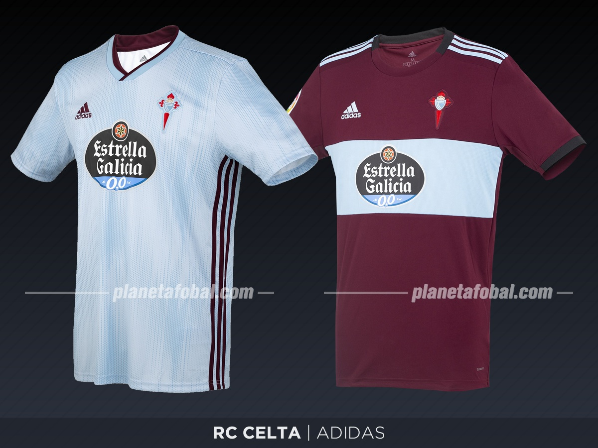 Celta de Vigo (Adidas) | Camisetas de LaLiga 2019-2020