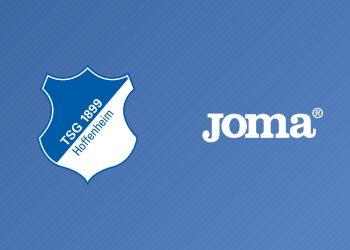 Joma vestirá al TSG Hoffenheim desde 2019/20