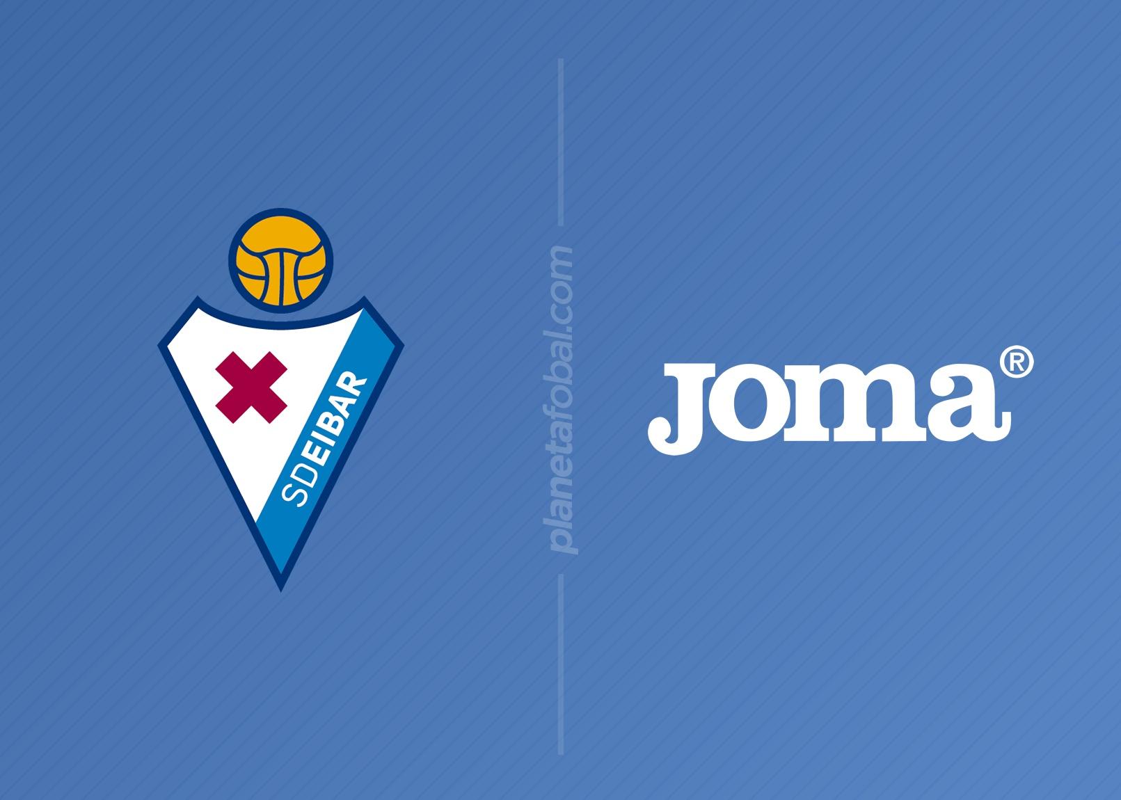 Joma vestirá al SD Eibar desde 2019/20