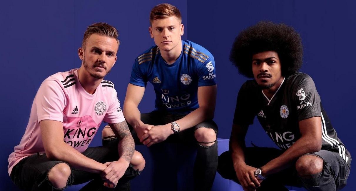 Leicester City (Adidas) | Camisetas de la Premier League 2019-2020