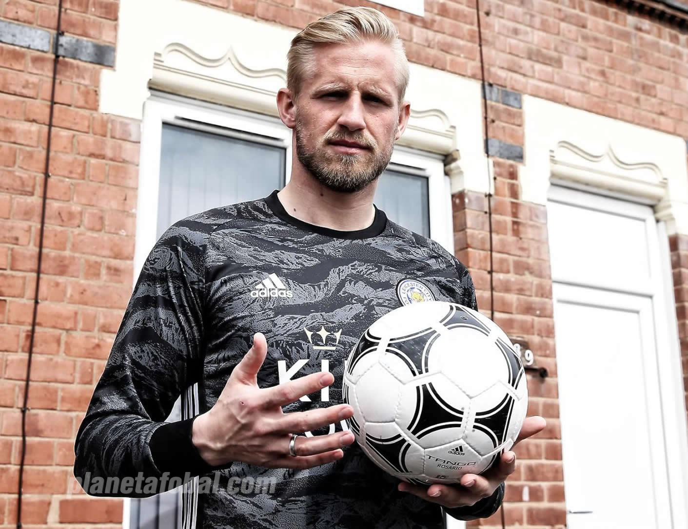 Camiseta de arquero Adidas del Leicester City 2019/20 | Imagen Web Oficial