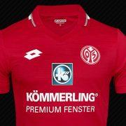 Camiseta titular Lotto del Mainz 05 2019/20 | Imagen Web Oficial