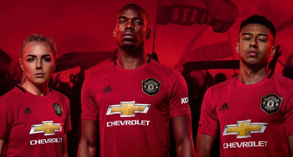 Manchester United (Adidas) | Camisetas de la Premier League 2019-2020