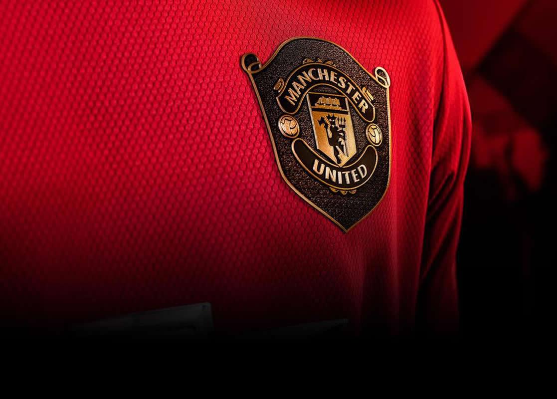 Camiseta titular del Manchester United 2019/2020 | Imagen Adidas