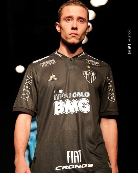 Camisetas le coq sportif del Atlético Mineiro 2019/20 | Imagen Twitter Oficial