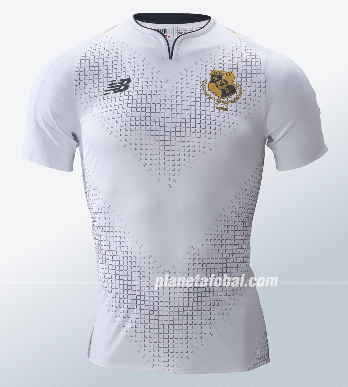 Camiseta de Panamá Copa Oro 2019 | Imagen New Balance