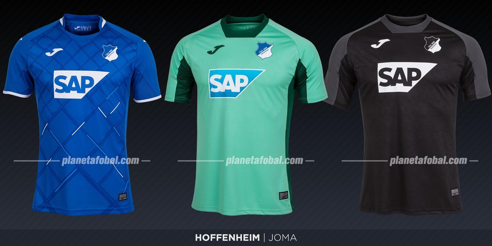 Hoffenheim (Joma) | Camisetas de la Bundesliga 2019-2020