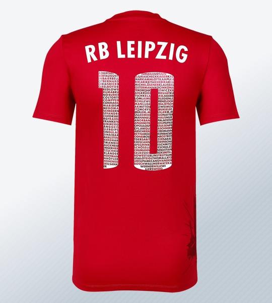 "Camiseta Nike del RB Leipzig ""10 Jahre"" | Imagen Web Oficial"