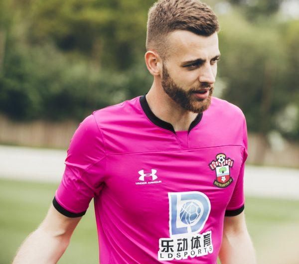 Camiseta de arquero Under Armour del Southampton FC 2019/20 | Imagen Web Oficial