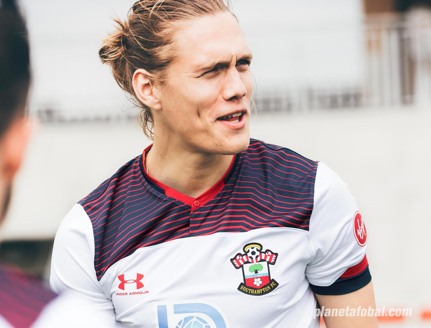Tercera camiseta Under Armour del Southampton FC 2019/20 | Imagen Web Oficial