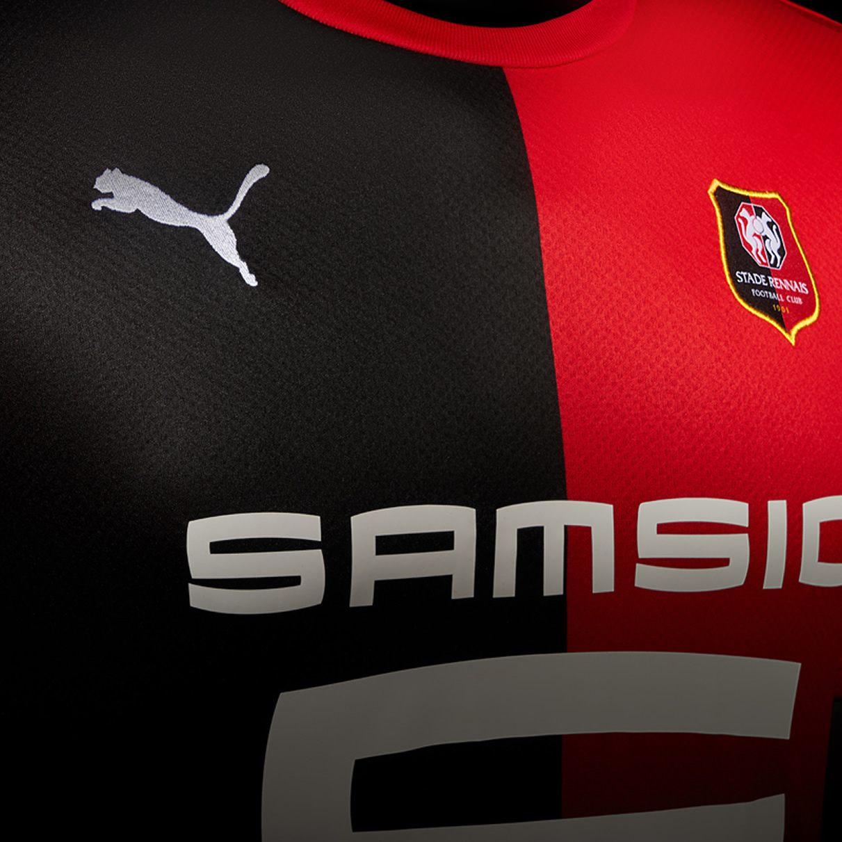 Camiseta Puma del Stade Rennais 2019/20 | Imagen Web Oficial