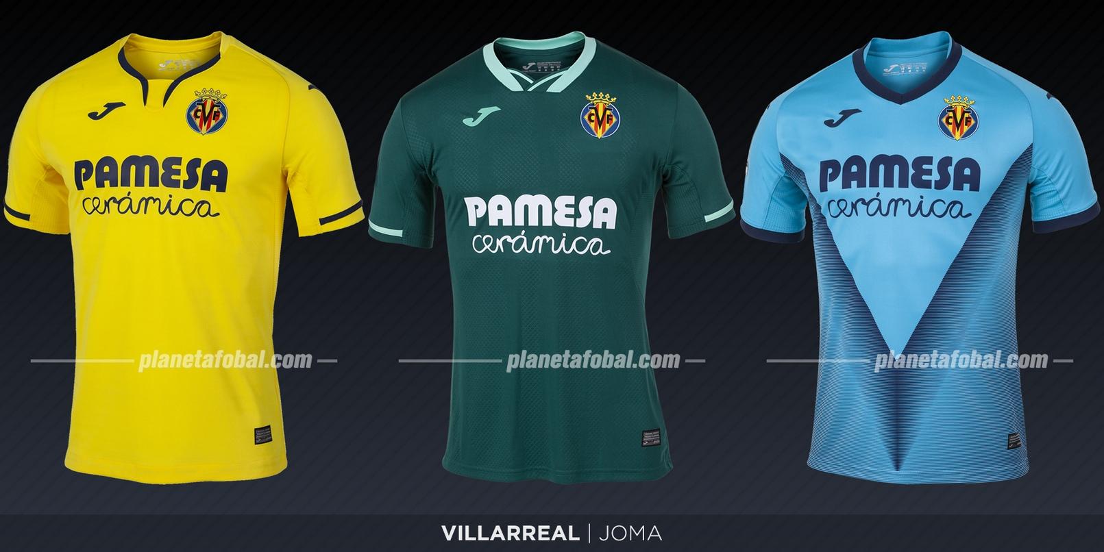 Villarreal (Joma) | Camisetas de LaLiga 2019-2020