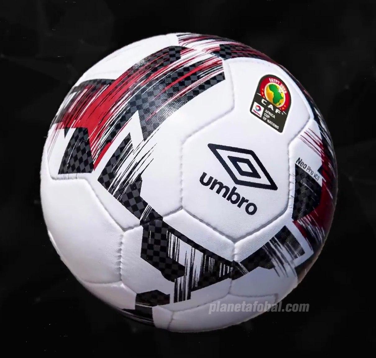 Balón de la Copa Africana de Naciones Egipto 2019   Imagen Captura