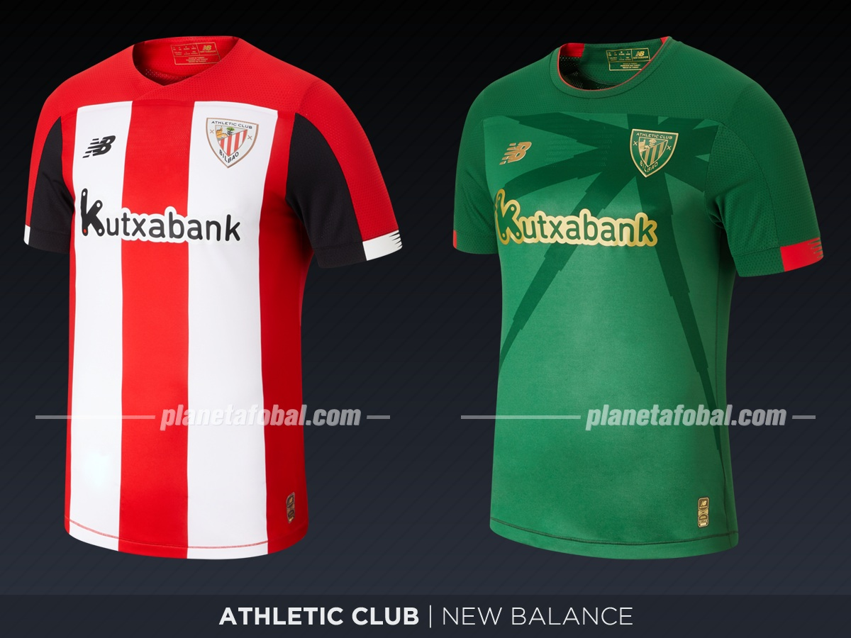 Athletic Club (New Balance) | Camisetas de LaLiga 2019-2020