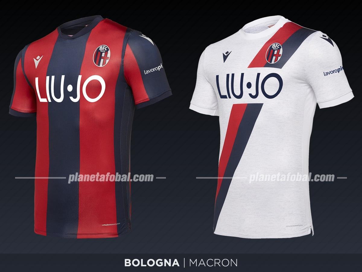 Bologna (Macron) | Camisetas de la Serie A 2019-2020