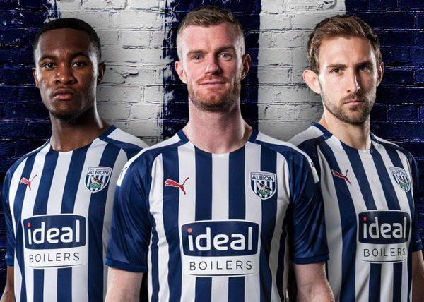 Camiseta Puma Del West Bromwich Albion 2019/20