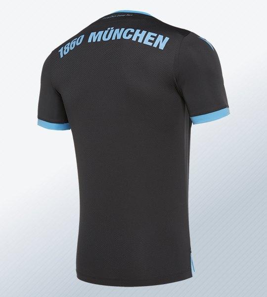 Camiseta suplente del TSV 1860 Munich 2019/20 | Imagen Macron