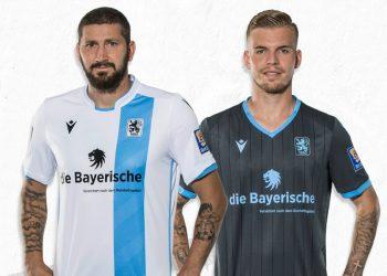 Camisetas Macron del TSV 1860 Munich 2019/20 | Imagen Web Oficial