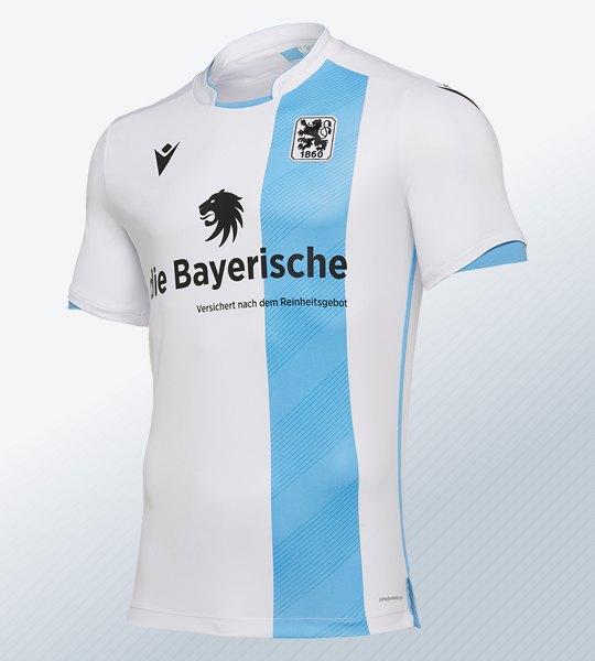 Camiseta titular del TSV 1860 Munich 2019/20 | Imagen Macron