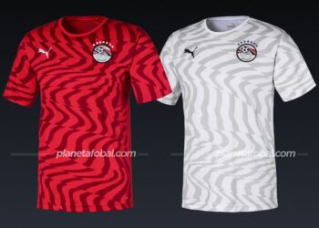 Egipto (Puma) | Camisetas de la Copa Africana de Naciones 2019