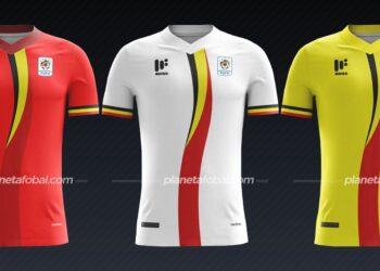 Angola (Mafro) | Camisetas de la Copa Africana de Naciones 2019