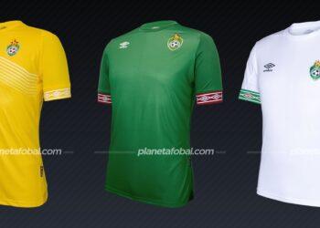 Zimbabue (Umbro) | Camisetas de la Copa Africana de Naciones 2019