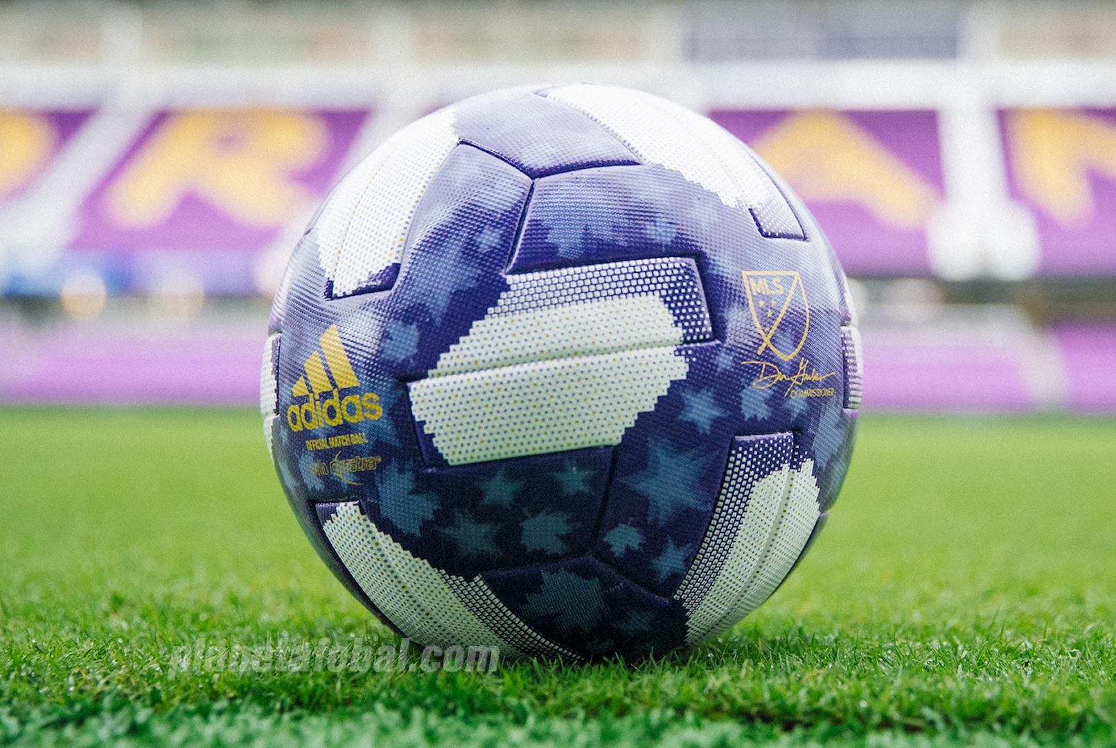 Balón oficial MLS All Star Adidas 2019 | Imagen Web Oficial
