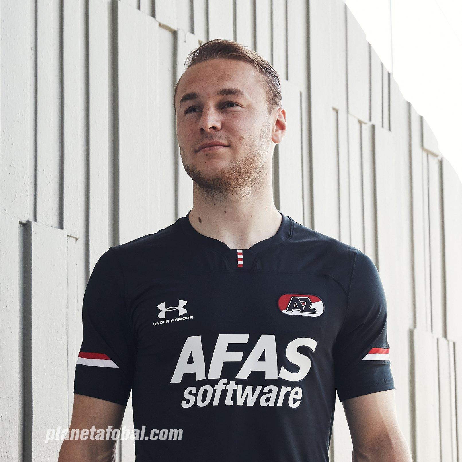Camiseta suplente Under Armour del AZ Alkmaar 2019/20 | Imagen Web Oficial