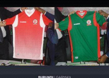 Burundi (Garman) | Camisetas de la Copa Africana de Naciones 2019