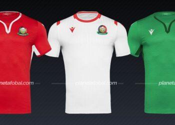 Kenia (Macron) | Camisetas de la Copa Africana de Naciones 2019