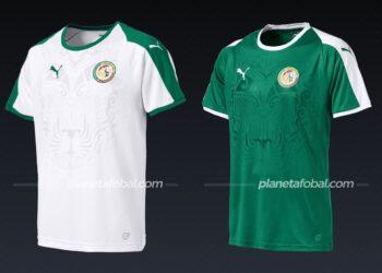 Senegal (Puma) | Camisetas de la Copa Africana de Naciones 2019