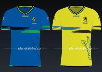 Tanzania | Camisetas de la Copa Africana de Naciones 2019