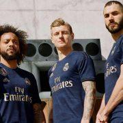 Camiseta suplente del Real Madrid 2019/2020 | Imagen Adidas