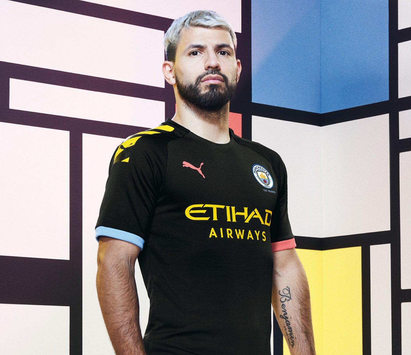 Camiseta suplente del Manchester City 2019/2020 | Imagen Puma