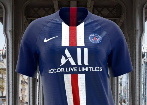 Camiseta titular del PSG 2019/2020 | Imagen Nike