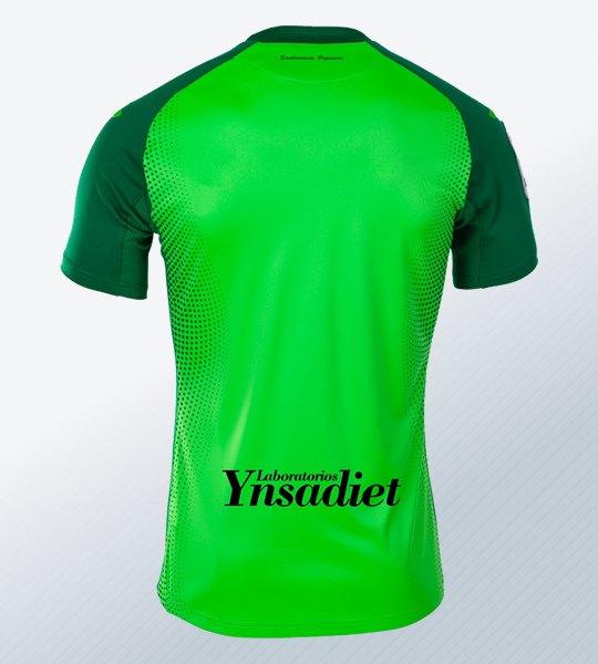 Segunda equipación Joma del CD Leganés 2019/2020 | Imagen Web Oficial